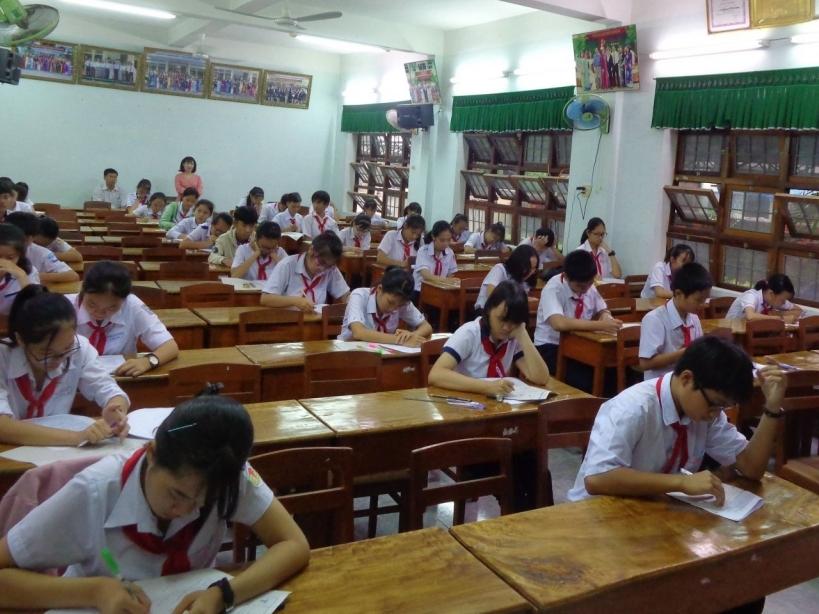 Đạt tốp đầu kỳ thi chọn học sinh giỏi lớp 9 khối THCS