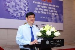 Dự kiến Việt Nam sẽ có vắc xin Covid-19 vào tháng 10/2021