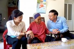 Bí thư Tỉnh ủy Quảng Ninh thăm hỏi gia đình chính sách huyện Đầm Hà