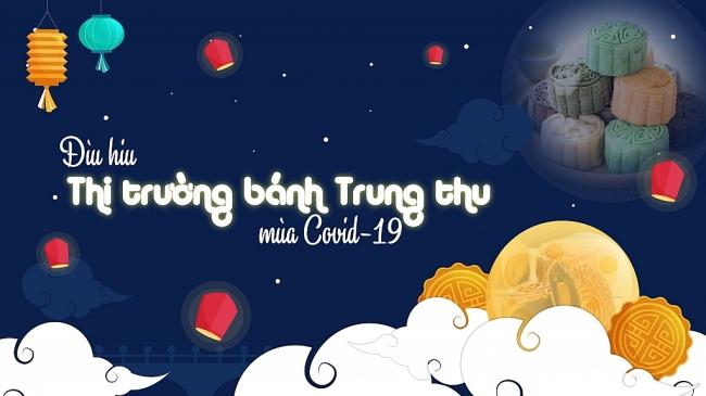 Đìu hiu thị trường bánh Trung thu mùa Covid-19