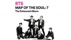BTS phát hành MAP OF THE SOUL: 7 The Enhanced Album cùng Spotify