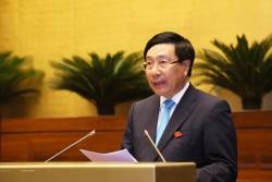 Phó Thủ tướng Phạm Bình Minh làm Tổ trưởng Tổ công tác thúc đẩy hợp tác đầu tư nước ngoài