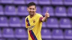 Lionel Messi thiết lập kỷ lục mới tại La Liga