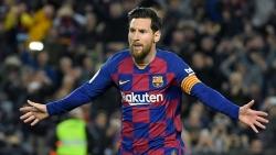 Lionel Messi thiết lập 2 kỷ lục trong ngày La Liga hạ màn