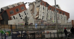 Trận động đất có cường độ 7,2 độ làm rung chuyển bờ biển Chile